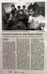Sounds kreieren und Beats mixen - Karl Boltz - DJ K-Flip