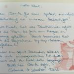 Zollhaus – Seehotel Adler Bodman-Ludwigshafen - Feedback Sabrina und Sebastian