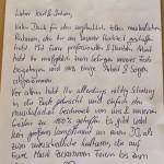 Werkcafe Ludwigsburg - Feedback Burime und Dirk