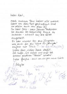 Uwe Straubs Löwen Heilbronn-Leingarten - Feedback Sibylle