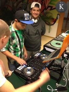 DJ Workshop mit DJ K-Flip - 001
