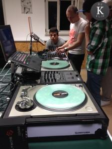 DJ Workshop mit DJ K-Flip - 002