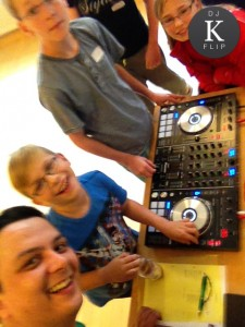 DJ Workshop mit DJ K-Flip - 014