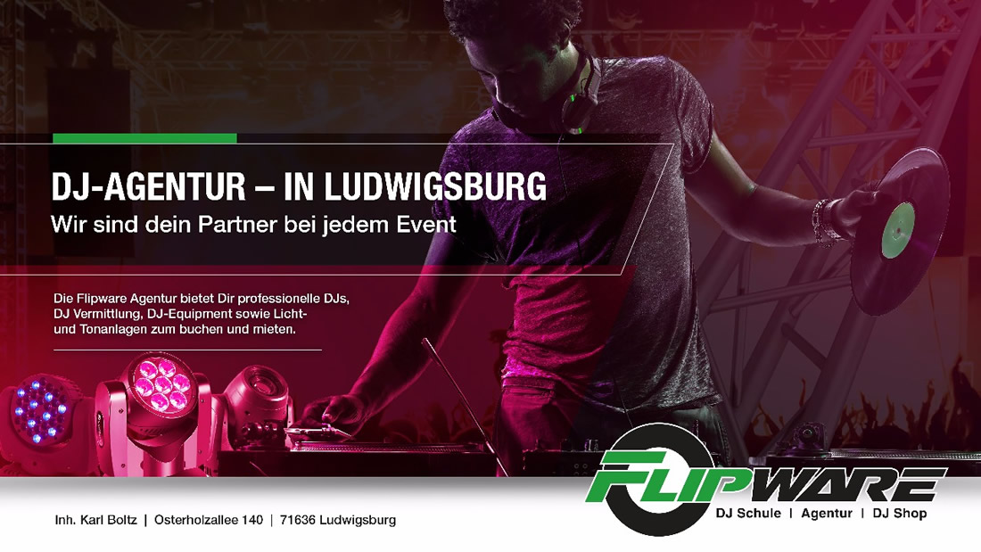 DJ-Agentur in 72474 Winterlingen
